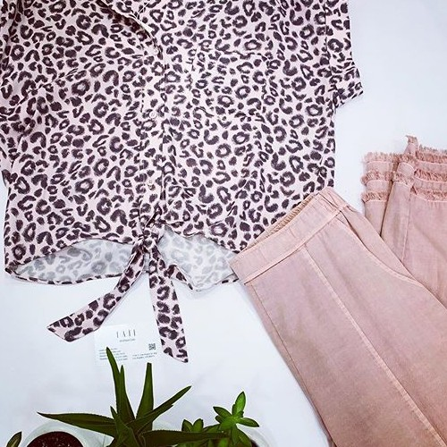 For all you pink lovers, check out this cute outfit! Pink leopard with Misty Rose pants. Definitely a loungewear outfit for staying at home or going out grocery shopping. . . #fatebylfd #fate #chooseyourfate #pinkleopard #teampink #leopard #mistyrose #pants #loungewear #loungewearoutfit #clothingbrand #clothingline #lookoftheday #outfitoftheday #ootd #ootdfashion #instafashionista #instafashion #trendy #easytowear #lovethislook #styled #styledshoot #fashionista #styleoftheday-