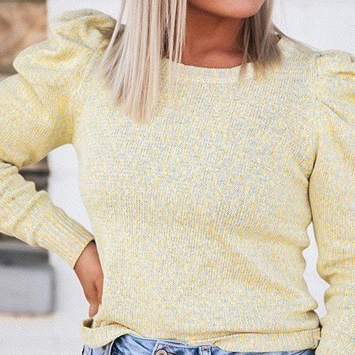 I hope you're obsessing over Fate style FW 1608 like @shopurbanescape is!  This Yellow/Aqua puff sleeve sweater can brighten any day! It's available online! Don't wait! Your Fate is calling! . . . . #fate #fatebylfd #fatewebsite #fateiscalling #puffsleeve #sweater #fashiontrend #yellow #aqua #shopurbanescape-